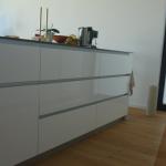 Küche in Hochglanz