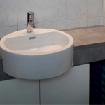 Badezimmerwaschtisch